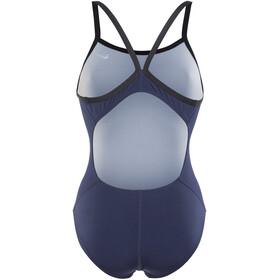Nike Swim Poly Core Solid Bañador Mujer, midnight navy